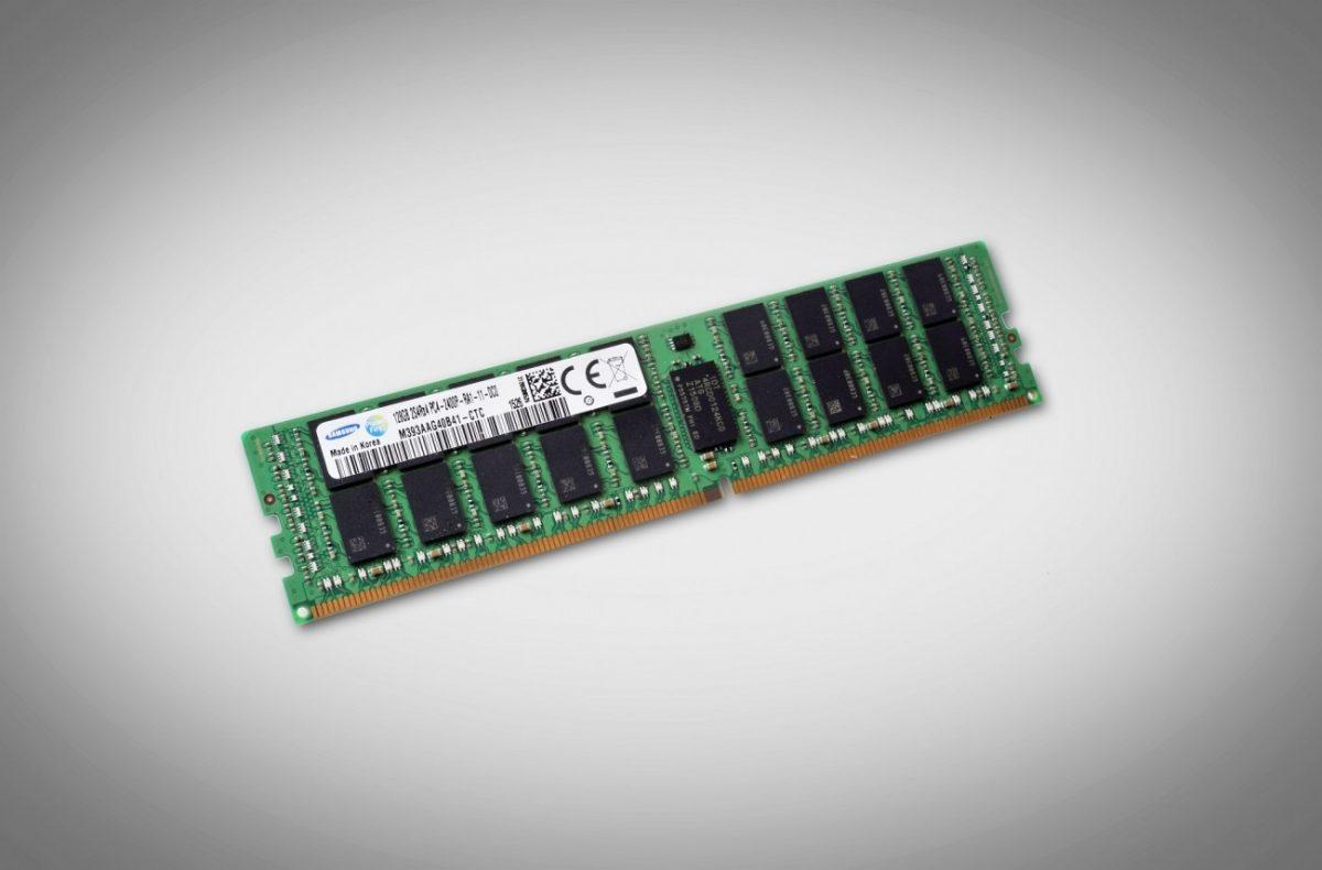 Samsung anunta module de DDR4 de 128gb