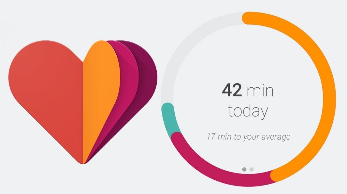 Google Fit primeste suport pentru antrenament cu greutati, dieta si somn