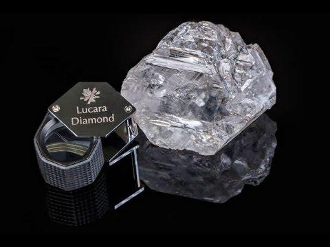 A fost descoperit cel mai mare diamant din ultimii 100 de ani