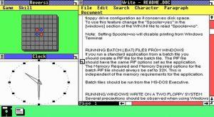 Diverse - Windows 1.1