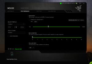 Razer Synapse 2.0 - Mouse gaming Razer Deathadder Chroma 2015