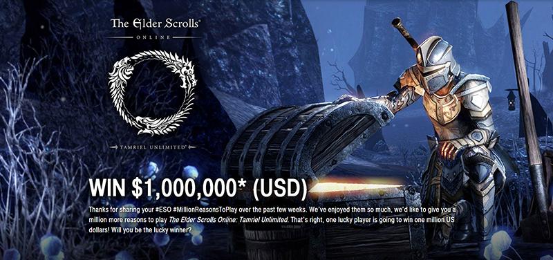 Elder Scrolls Online – vrei 50.000$ pe an?