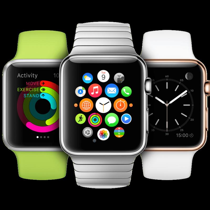 Apple Watch – update v2.1