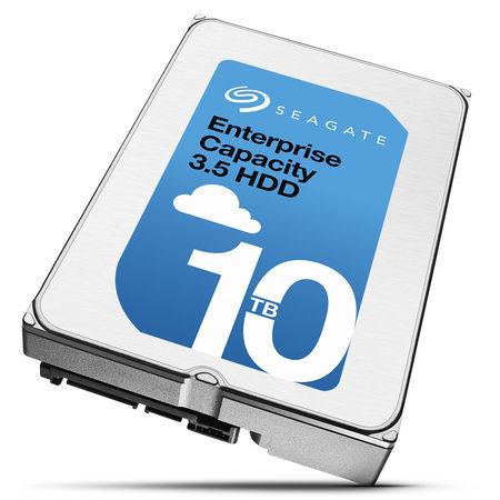 Seagate lanseaza un hard disk de 10 TB