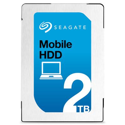 Seagate livreaza HDD-ul de 2TB de 7mm
