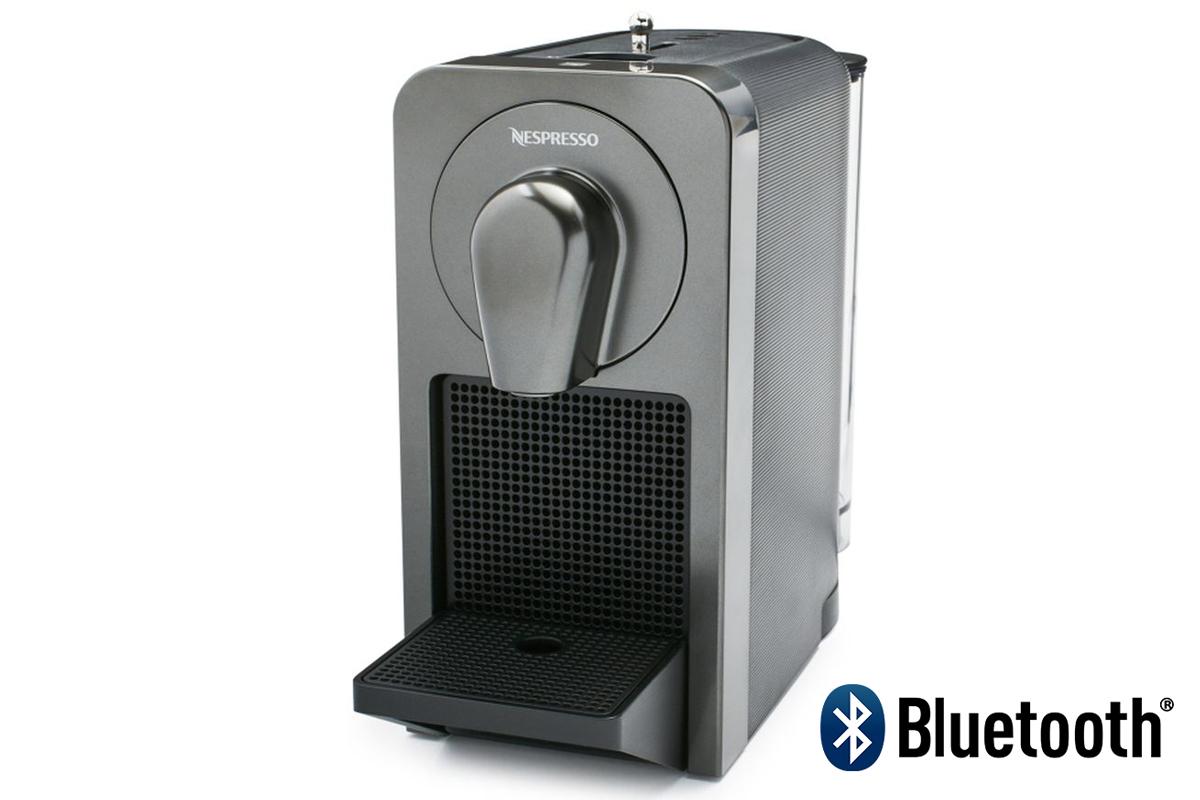 expresor de cafea cu bluetooth