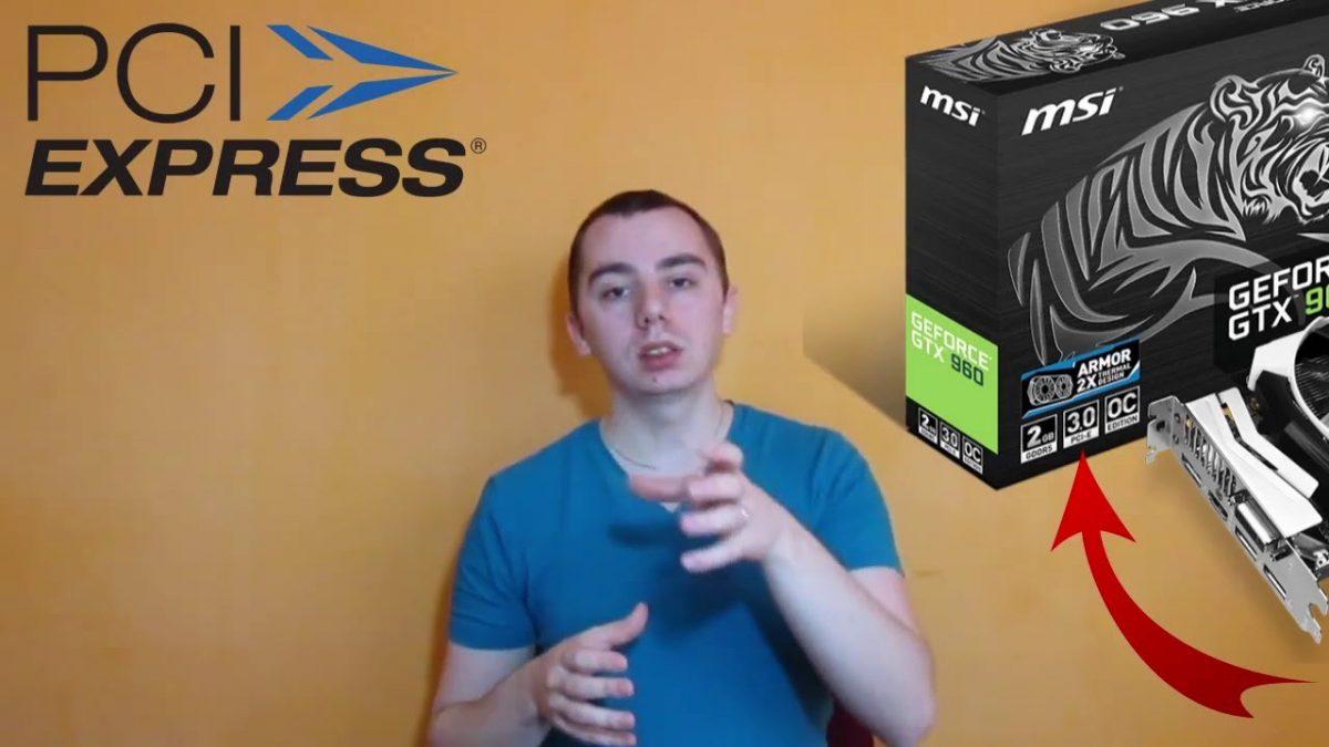 3 minute despre slotul PCIexpress x16 3.0