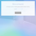 Panou de administrare Connect Box UPC