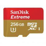 card microsd 256 GB