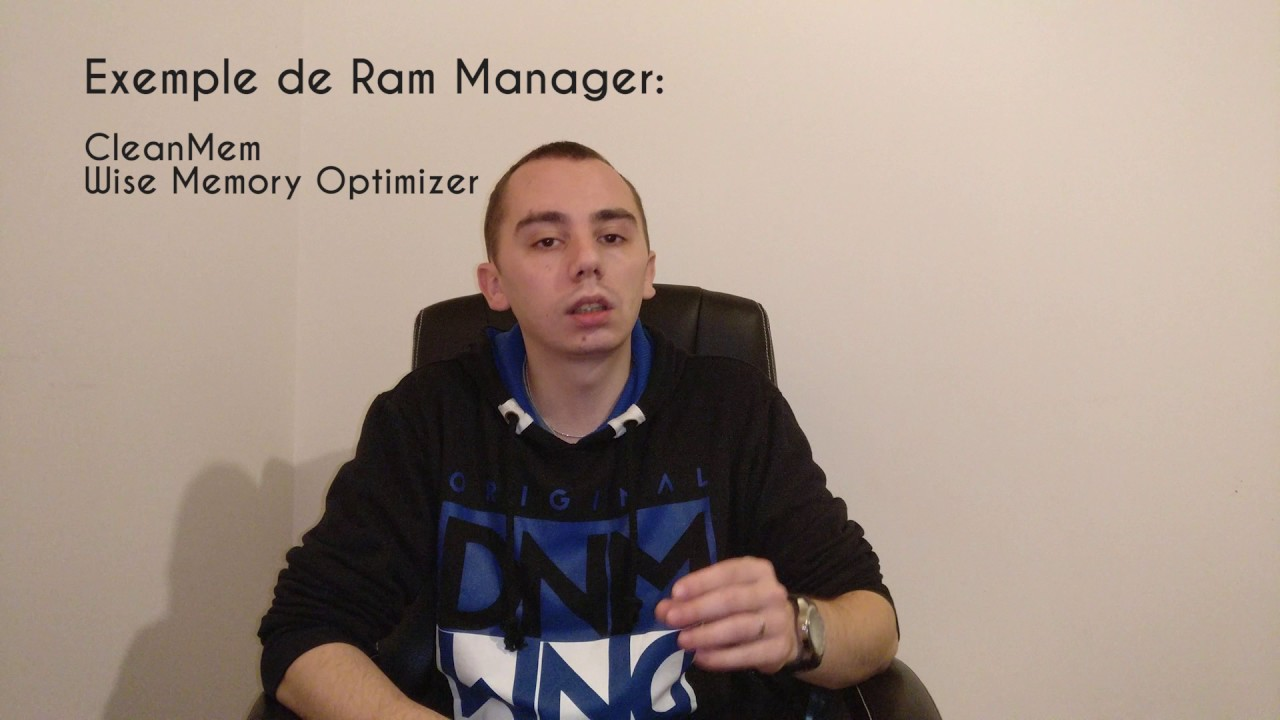 Despre RAM cleaners si RAM managers
