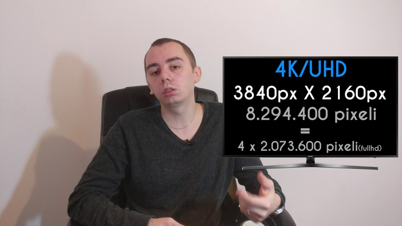 3 minute despre 4K si UHD – peTech.ro