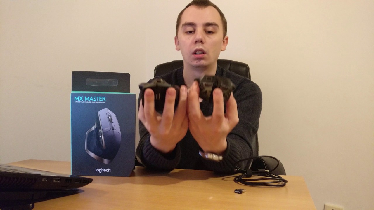 Logitech MX Master – review text si video – peTech.ro
