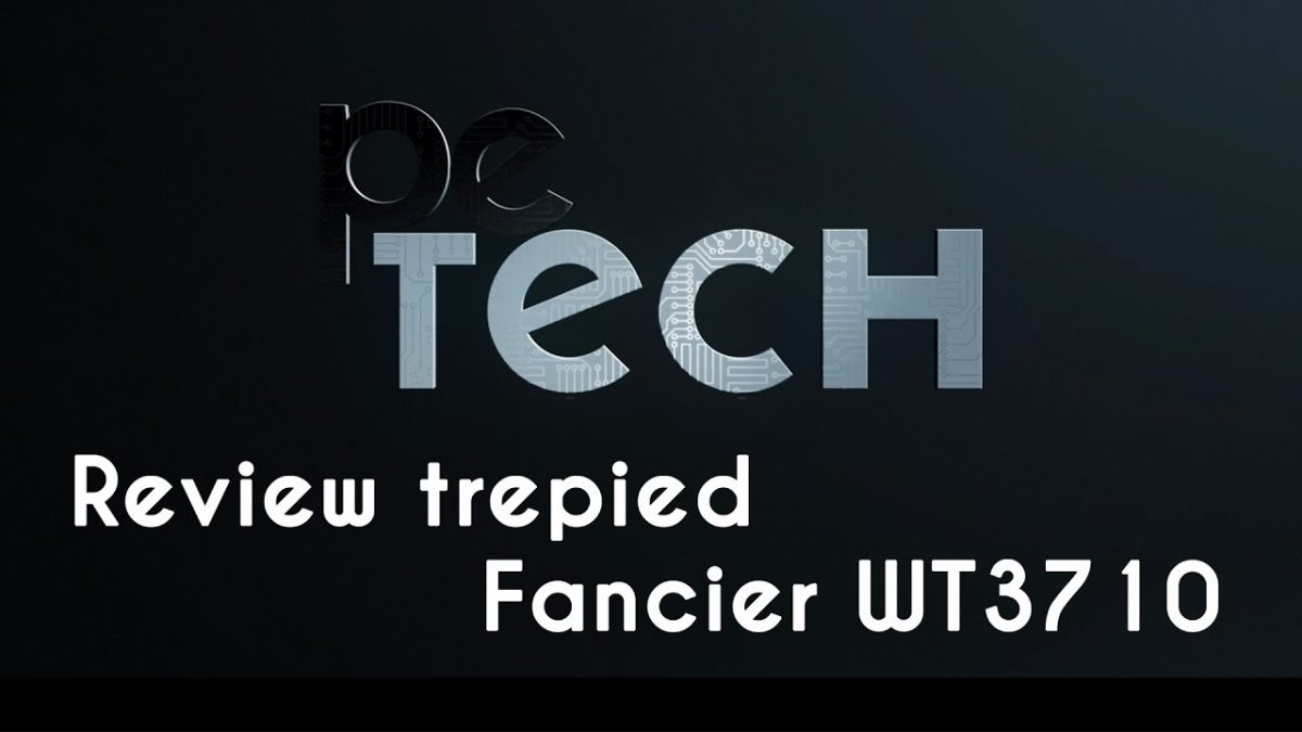Trepied Fancier WT3710 – mini-review + video