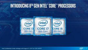 Kaby Lake Refresh – serie noua de procesoare Intel