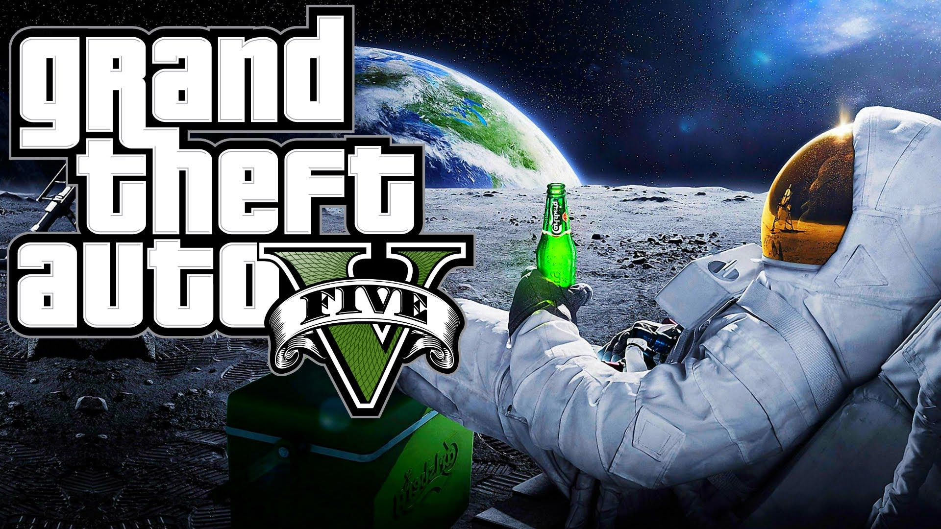 Grand Theft Auto Space a fost lansat