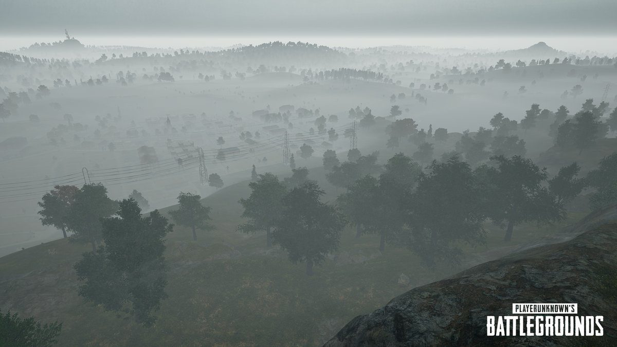 Ceata + pusca noua in urmatorul update Player Unknown's Battlegrounds