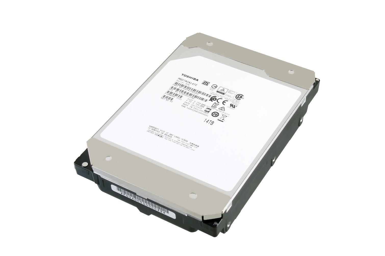Toshiba pregateste un Hard Disk cu Heliu de 14TB