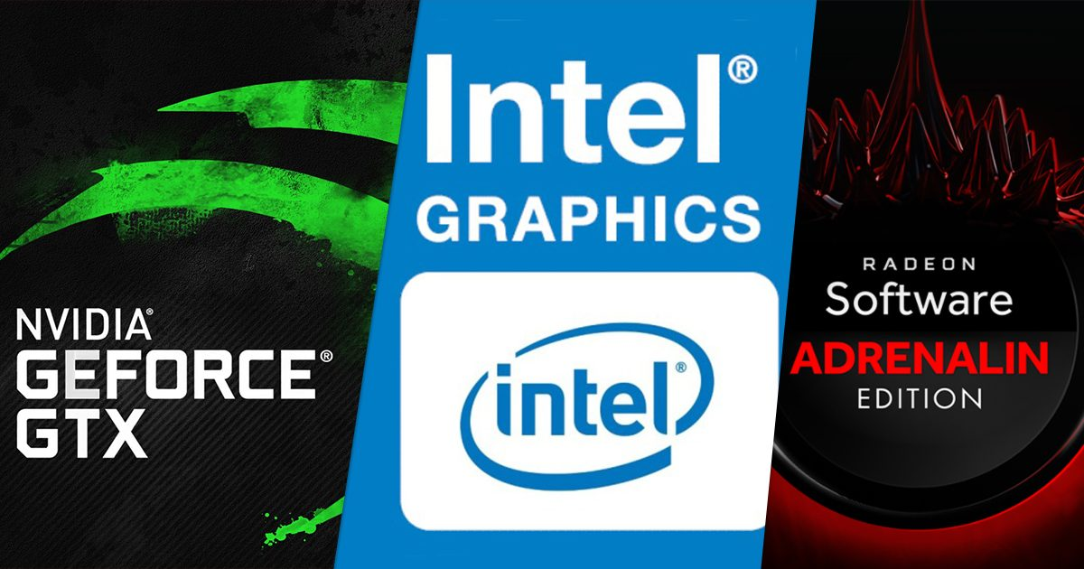 driver actualizat pentru placa video intel amd nvidia