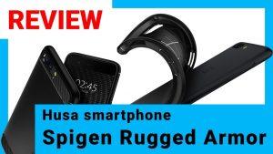 Review Spigen Rugged Armor – husa smartphone