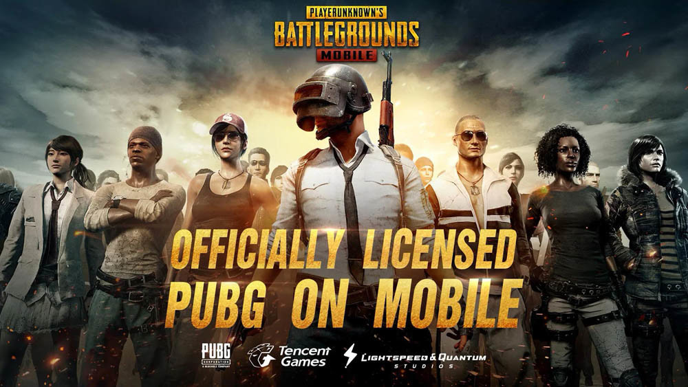 PlayerUnknown's Battlegrounds acum si pe smartphone