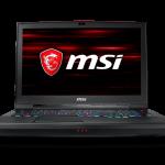 laptop intel core i9 gtx1080 - msi