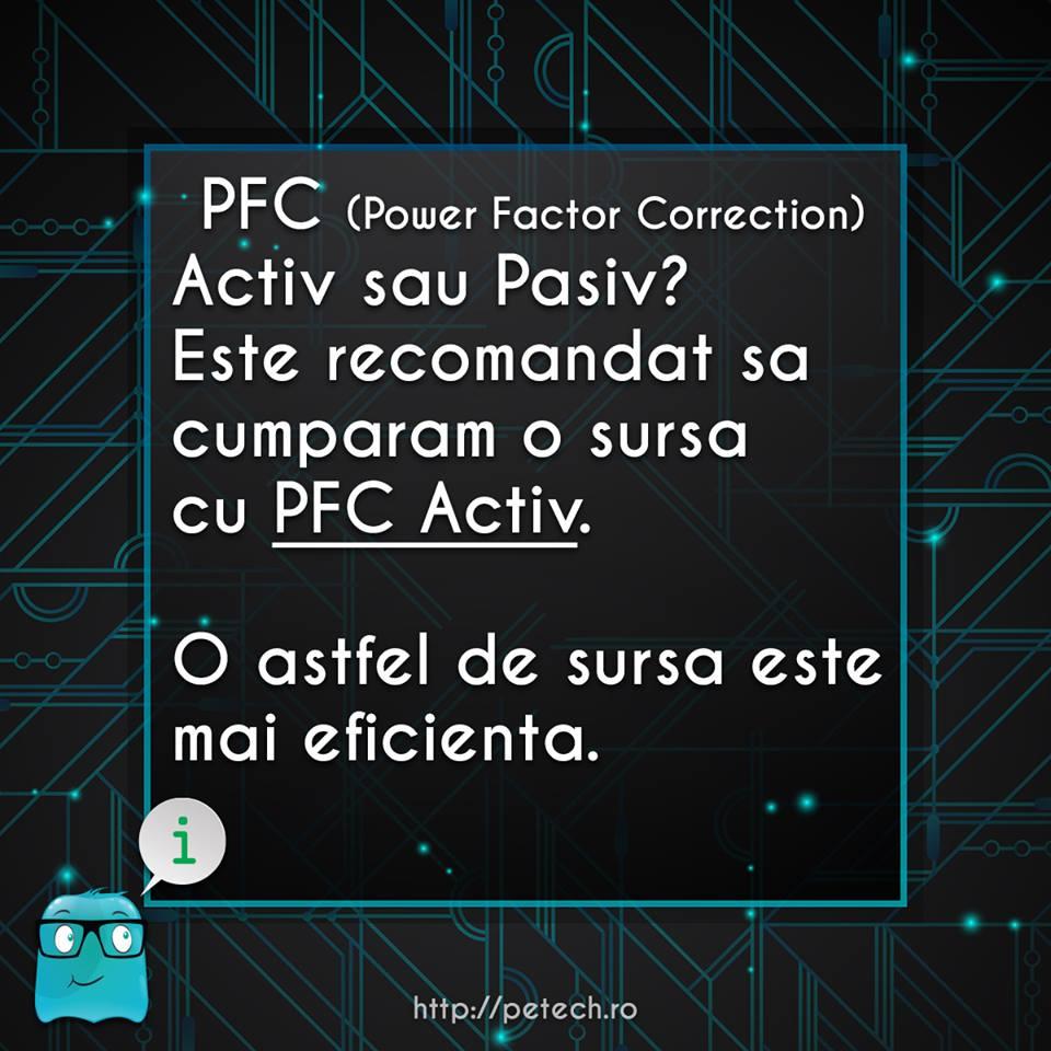 PFC activ sau pasiv?