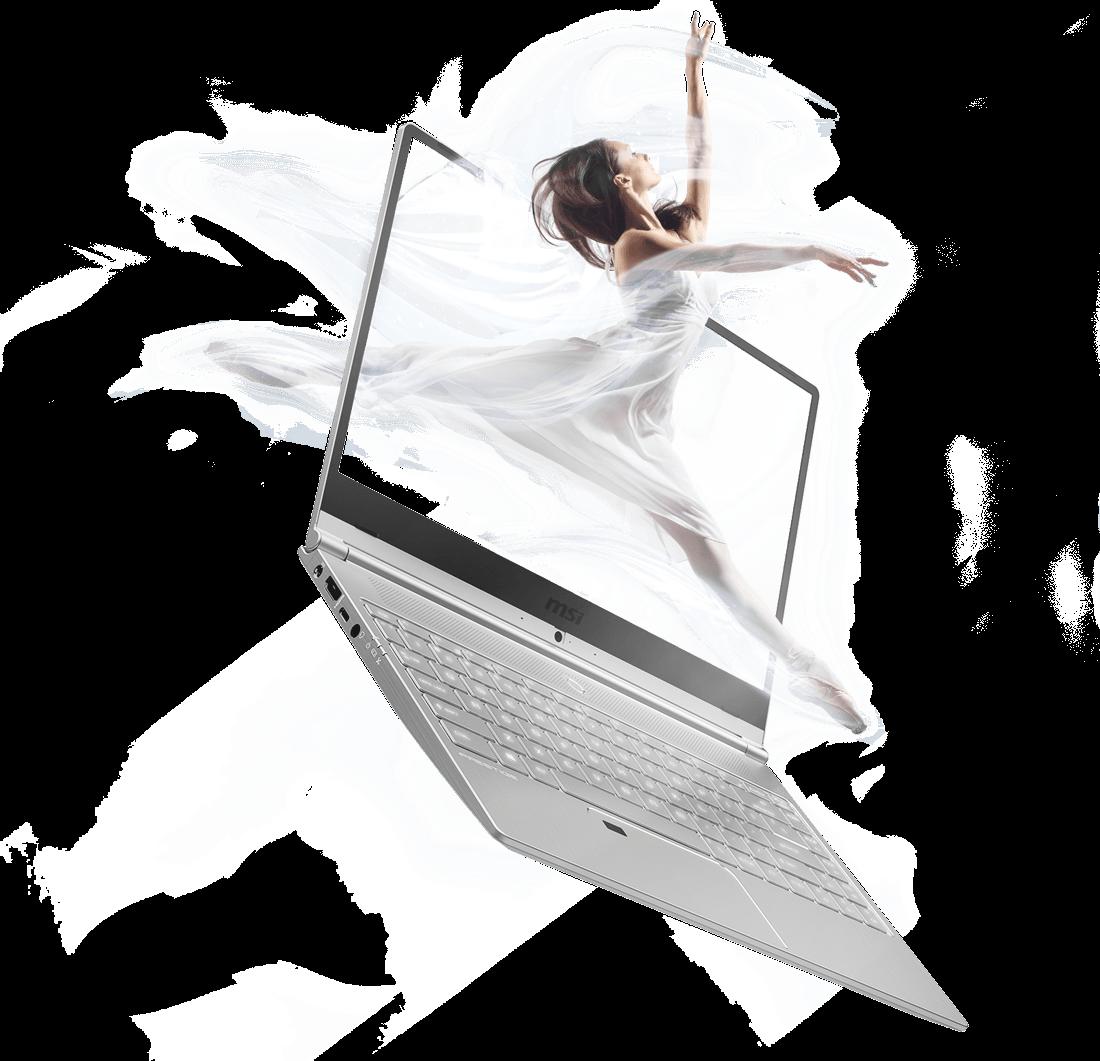 msi ps42 business laptop ultrabook