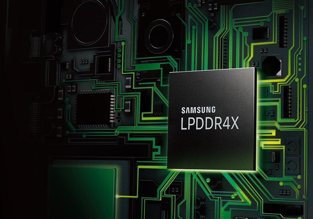 Samsung produce in masa chipuri de memorie mai eficiente