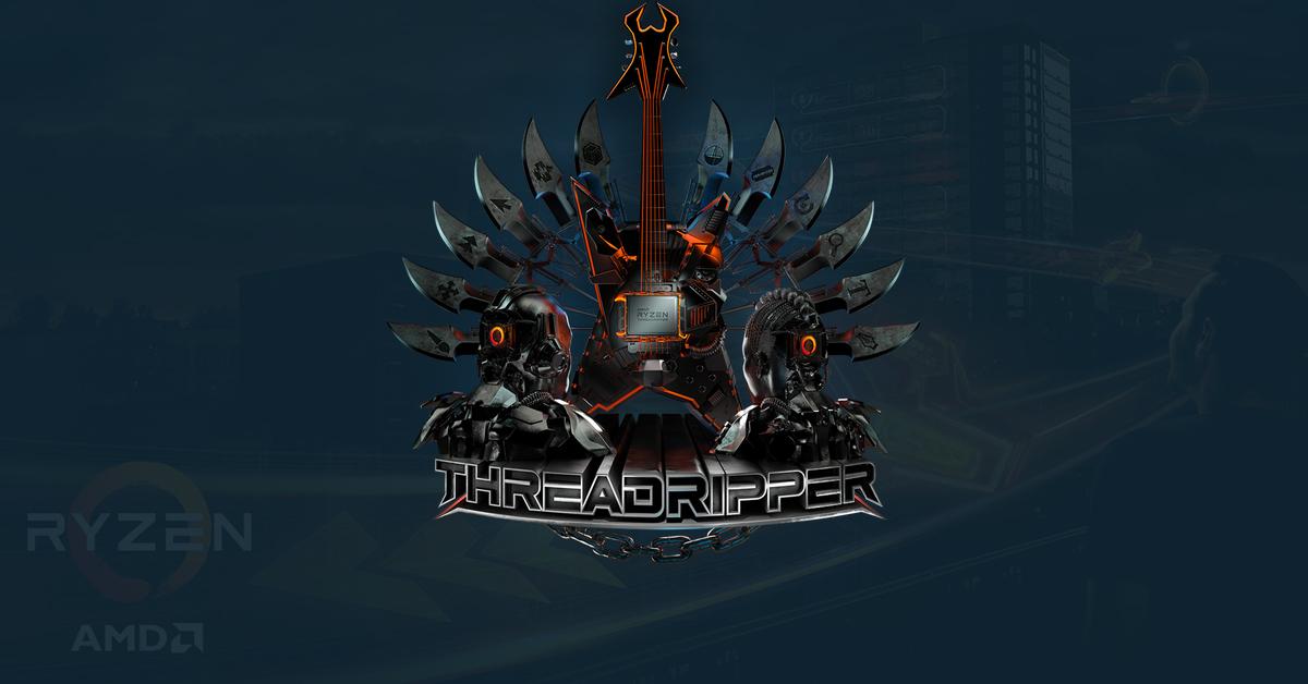procesor amd threadripper 2990wx