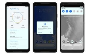 digital wellbeing android p