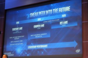 procesoare intel 10nm