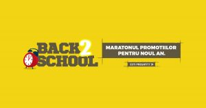 PCgarage are niste promotii de back to school