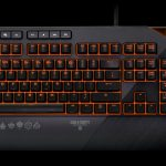 ROG Strix Flare mechanical keyboard