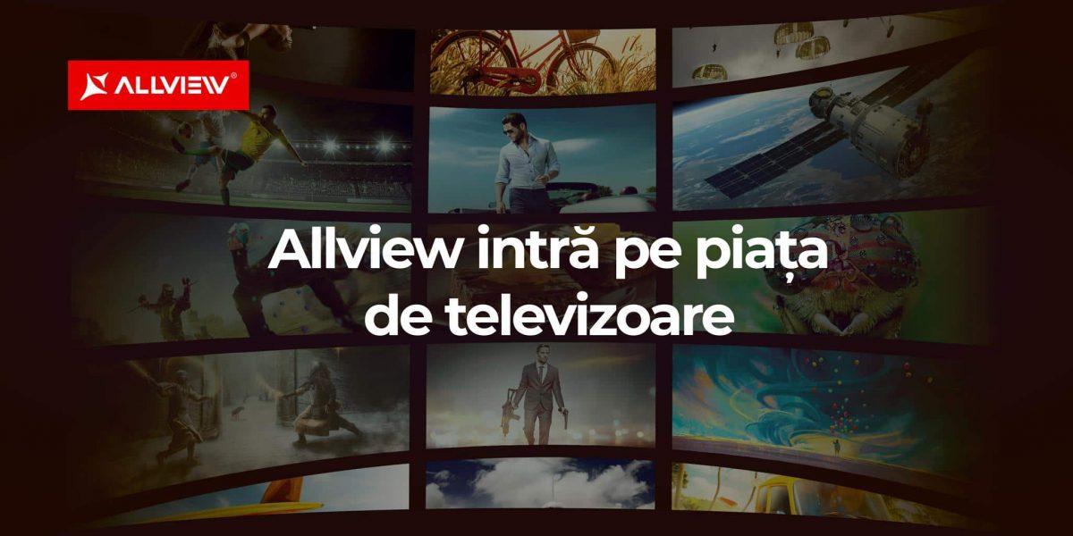 Allview lanseaza televizoare in aceasta toamna