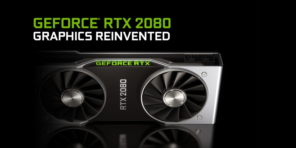Nvidia RTX 2080 Unboxing
