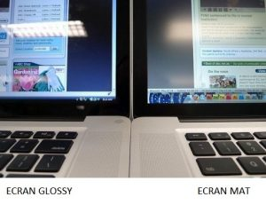 monitor glossy vs monitor mat