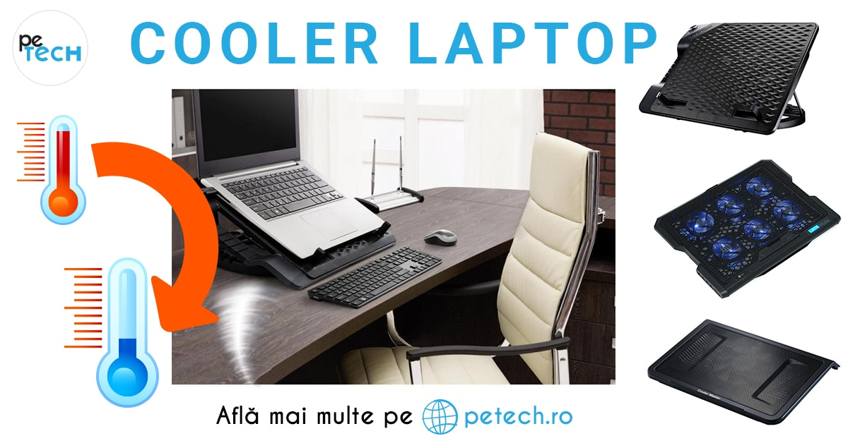 Cooler laptop