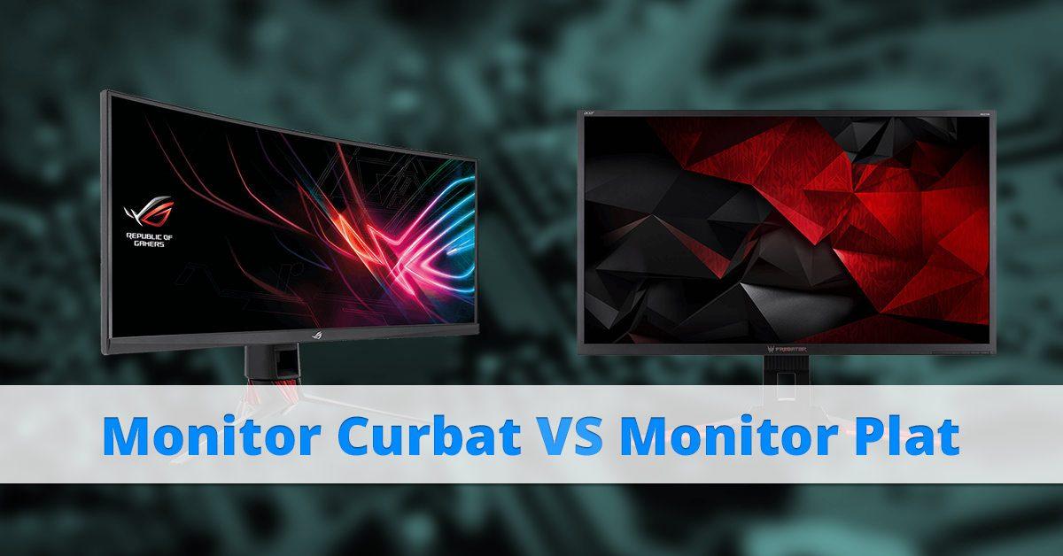 monitor curbat