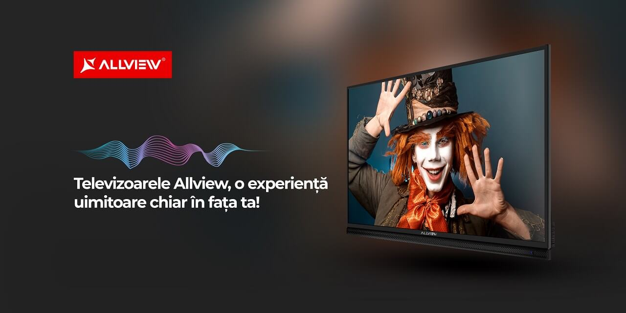 Televizoare Allview – acum disponibile
