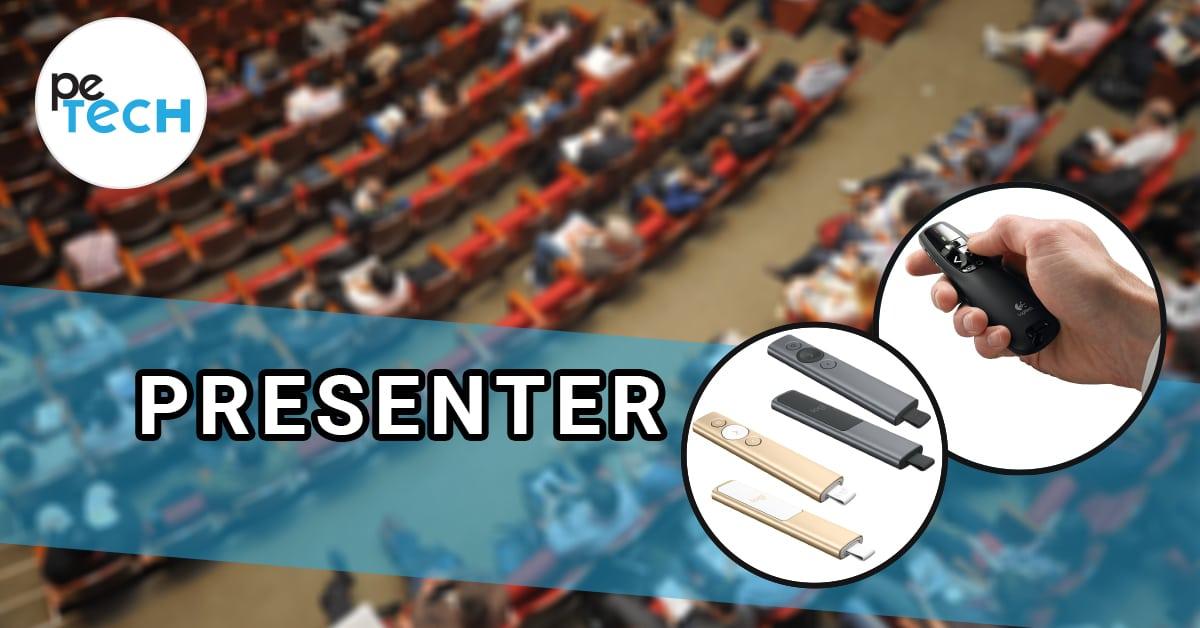 Presenter – prezentare de proiecte mai usor