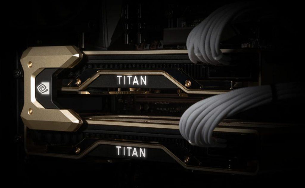 build titan rtx