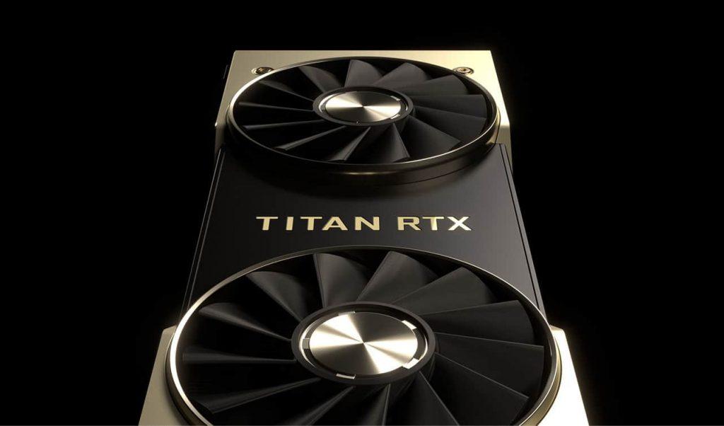 titan rtx nvidia
