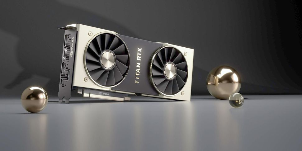 TITAN RTX – placa video de 2499$