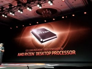 Ryzen 3 si Radeon VII – AMD la CES 2019