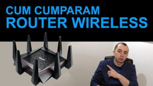 Cum cumparam un router?