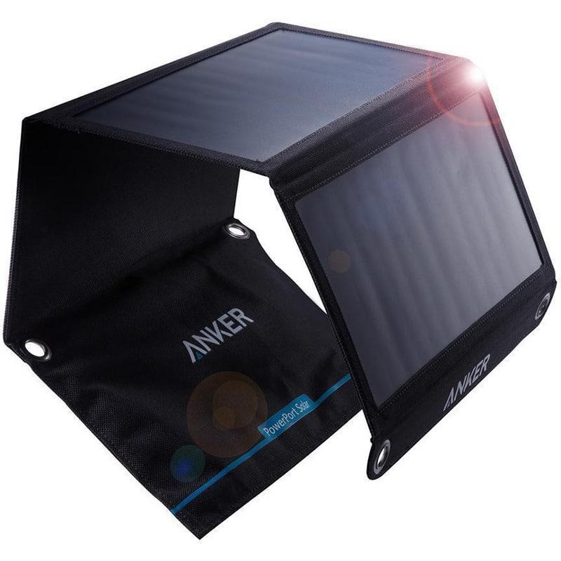 Incarcator solar pliabil de la Anker