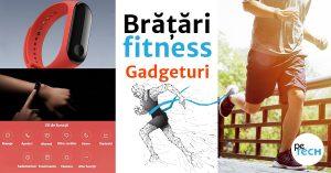 Bratari fitness indiferent de buget
