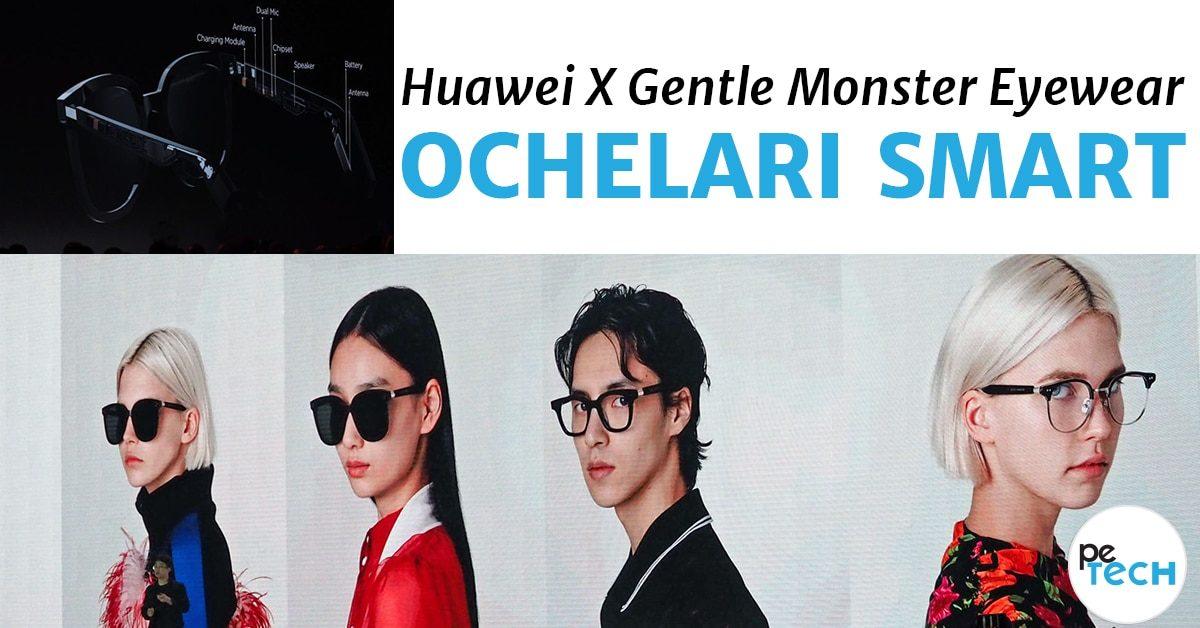Ochelari smart Huawei