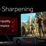 AMD Radeon Image Sharpening