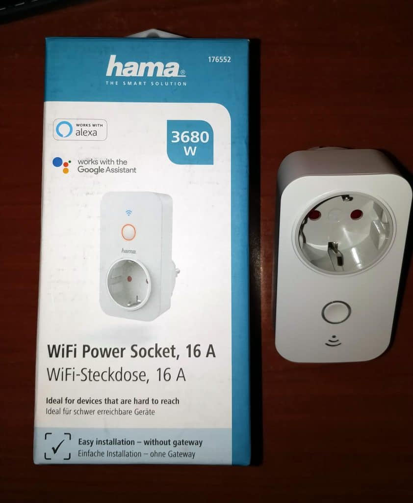priza smart hama wireless